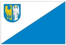 Flaga Gminy Ornontowice