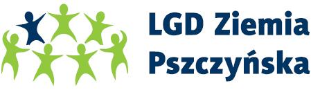 Logo LGD Ziemia Pszczyńska.