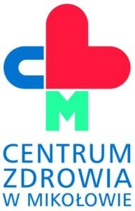 Logo Centrum Zdrowia w Mikołowie