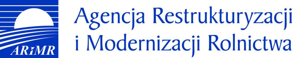 Logo Agencji Restrukturyzacji i Modernizacji Rolnictwa.
