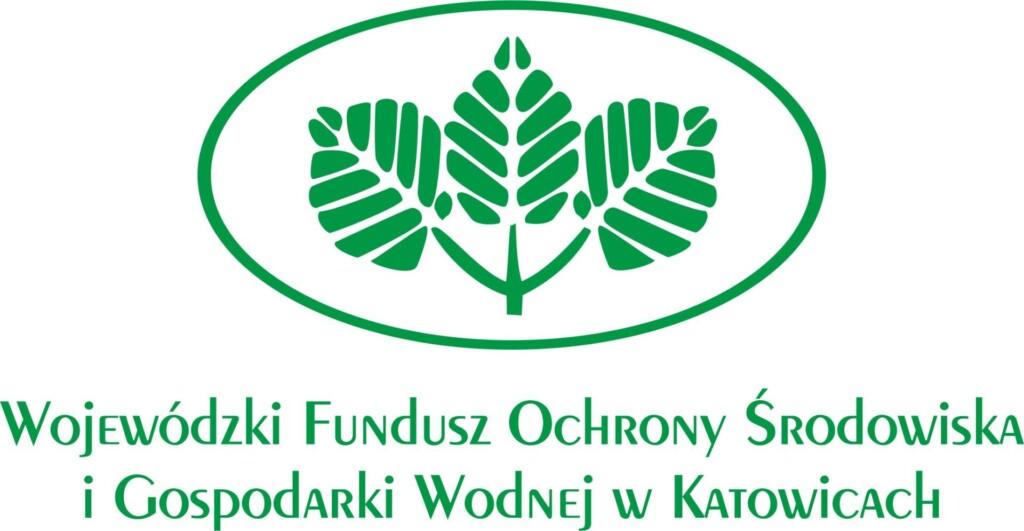 Logo Wojewódzkiego Funduszu Ochrony Środowiska i Gospodarki Wodnej w Katowicach.
