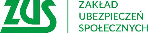 Logo Zakładu Ubezpieczeń Społecznych.