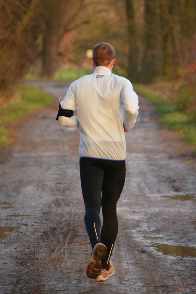 Zdjęcie biegacza.