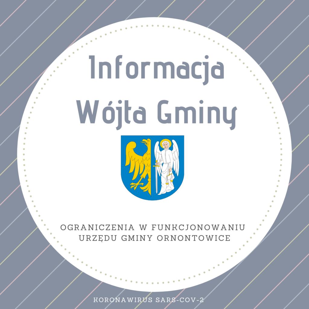 Grafika - Informacja Wójta Gminy