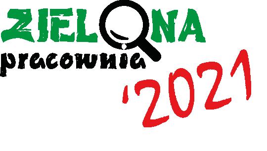 Logo Zielona Pracownia 2021