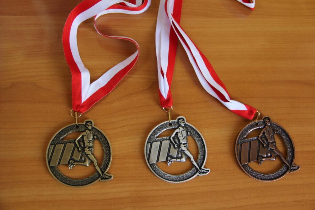 Zdjęcie medali.
