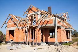 zdjęcie budowanego domu