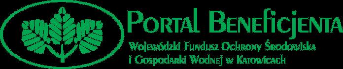 Logo - Portal beneficjenta - program Czyste Powietrze