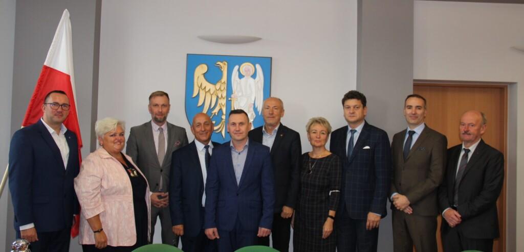 """Zdjęcie ze spotkania """"G-6"""" w Ornontowicach - 12 października 2021 roku."""
